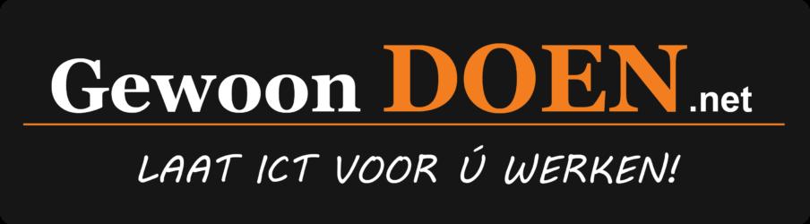 GewoonDOEN-Logo